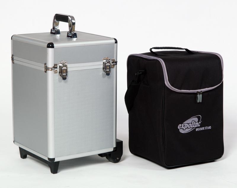 Keuze uit koffer of draagbare tas.