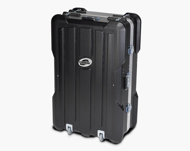 Case & Counter is ontworpen voor een maximale inhoud van 196 liter.